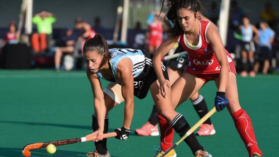 Las Leonas vencieron a Chile y son campeonas panamericanas por quinta vez