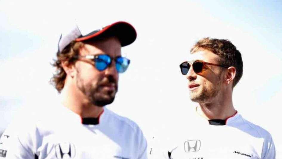 F1: Jenson Button sustituirá a Fernando Alonso en el Gran Premio de Mónaco