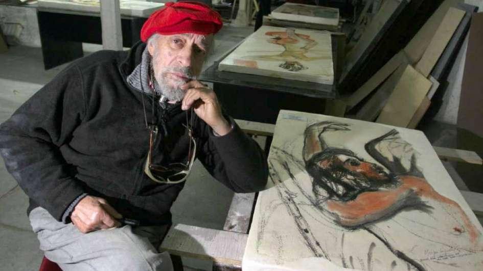 """Murió el reconocido artista Federico """"Chipo"""" Céspedes"""