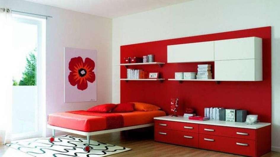 El cuarto ideal para tu hijo adolescente for Habitacion blanca y turquesa