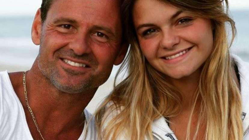Conocé a Abril Cocca, la bella hija del DT de Racing que está de novia con un futbolista de River