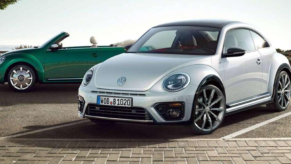 The Beetle llega renovado
