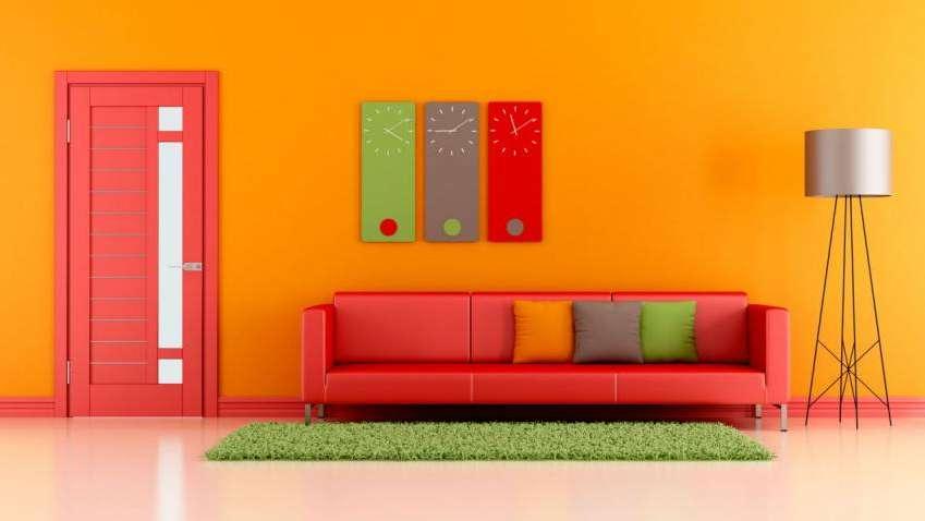 Ideas para combinar los colores en tus paredes - Combina colores en paredes ...