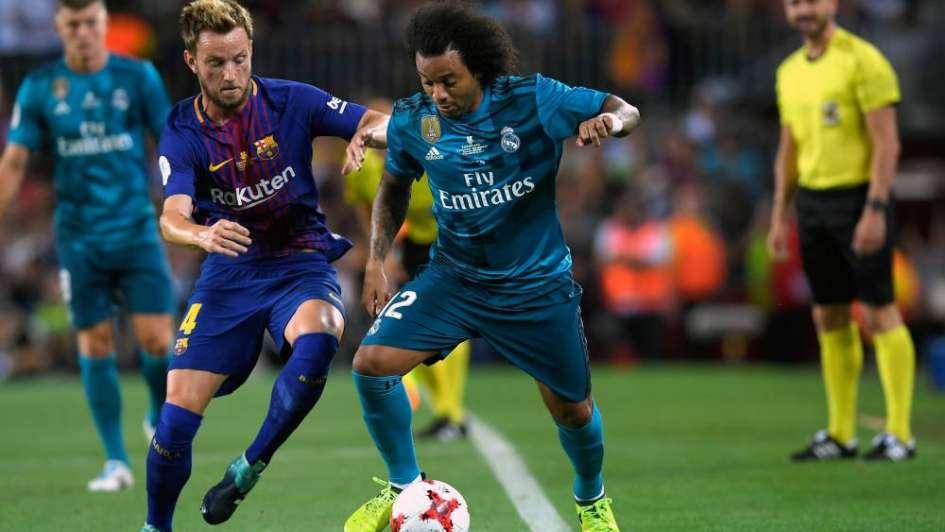 Supercopa de España: Real Madrid venció en el Camp Nou y el Barça extrañó a Neymar
