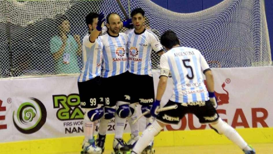 Roller Games: Argentina venció a Italia y jugará los Cuartos de Final