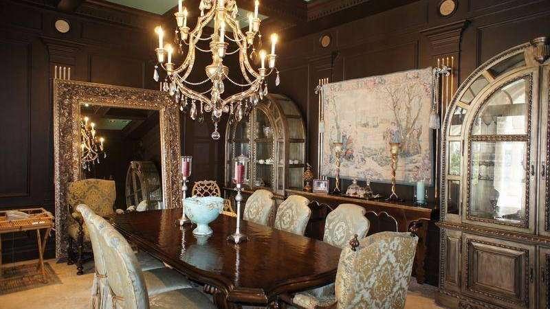 Conoc c mo decorar tu casa con estilo g tico for Casas estilo americano interiores