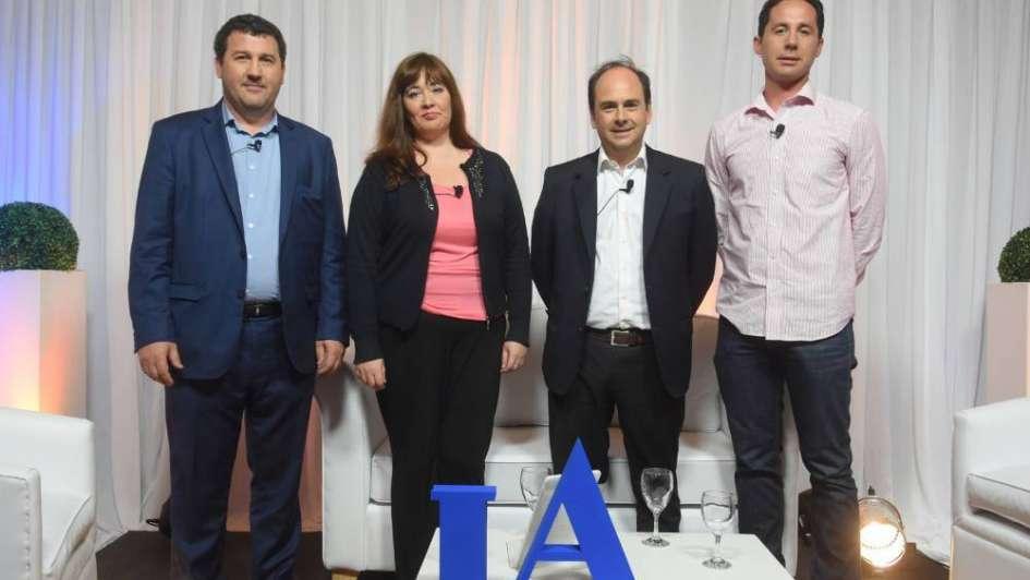 Cuatro debates y periodismo en vivo