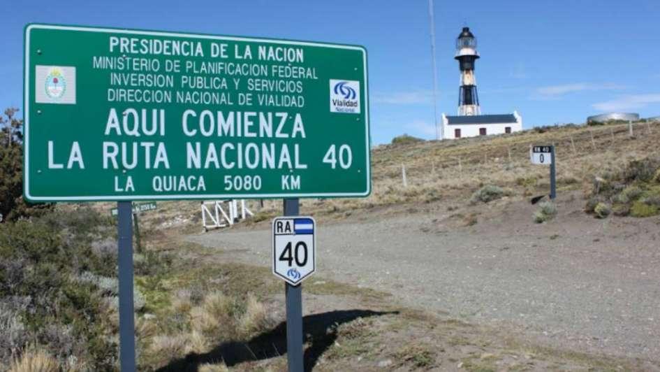 Es ley: la ruta nacional 40 se llamará General José de San Martín