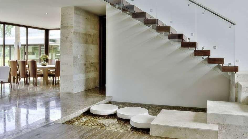 Escaleras de cemento para interiores escaleras modernas - Escaleras de cemento para interiores ...