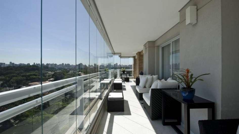 Ideas divinas para cerrar tu balc n o terraza - Cerrar terraza aluminio ...