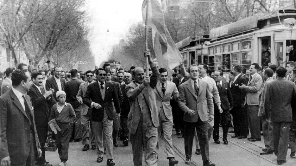 El golpe del '55 en Mendoza