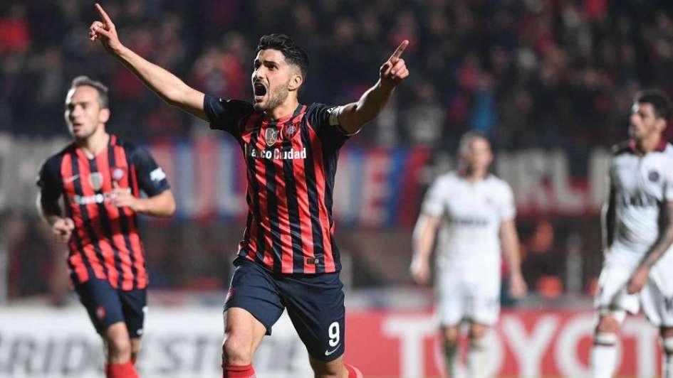 Libertadores: San Lorenzo venció a Lanús y dio un gran paso hacia semifinales