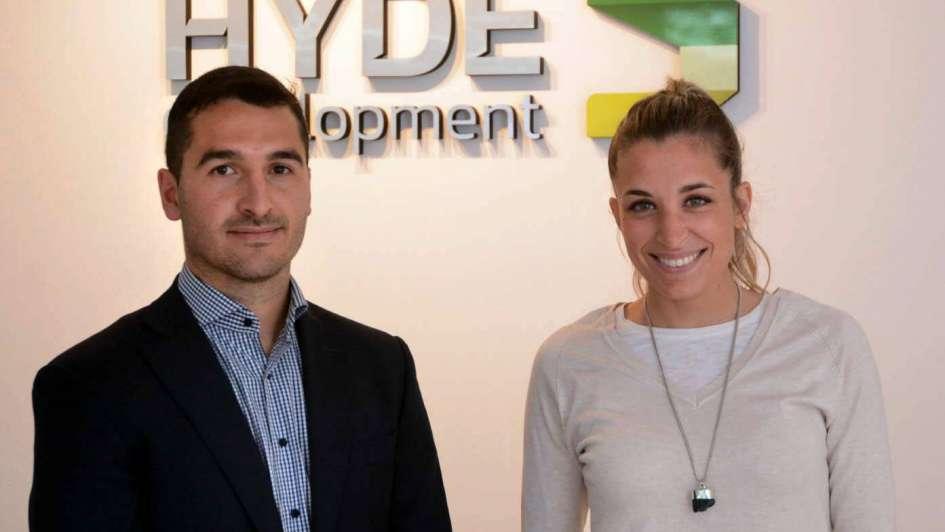 """Daniel Savina y Mariana Cucchi: """"Como emprendedores de desarrollos inmobiliarios nos propusimos mejorar  la calidad de vida a la gente"""""""