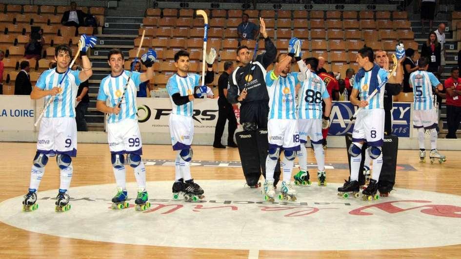 Argentina lo festejó como un desahogo