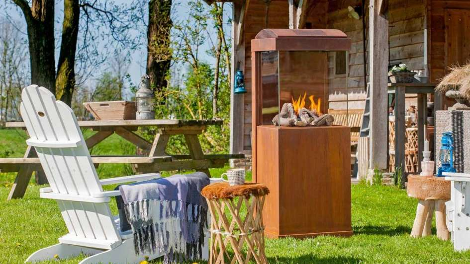 Estufas de le a o de gas para tu jard n for Estufas de jardin