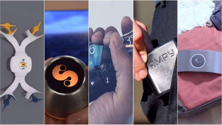 Empezá a ahorrar: cinco productos tecno que querrás tener apenas salgan a la venta