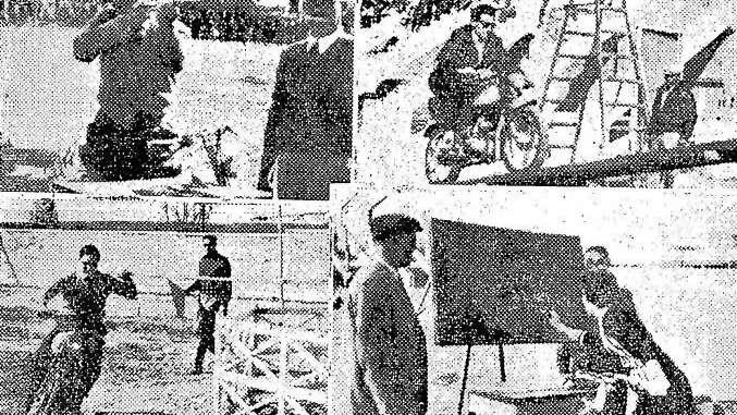 Efemérides 14 de setiembre de 1958: tuvo éxito el festival de motociclismo en Talleres