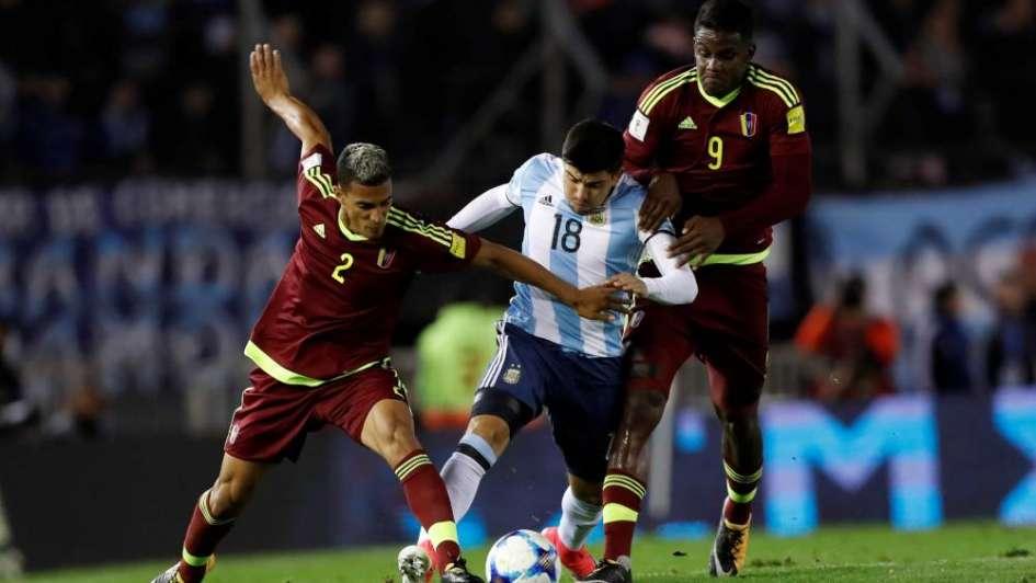 La Selección argentina  también paga por culpas ajenas
