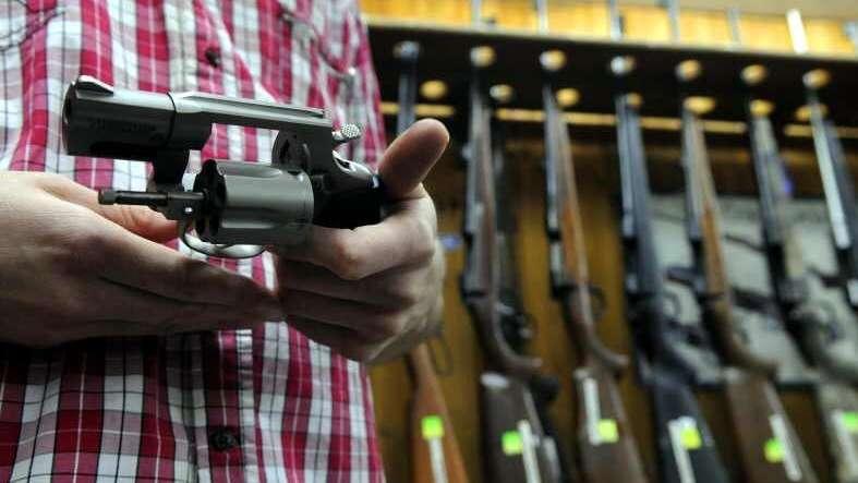 unas 40 mil armas legales en manos de civiles