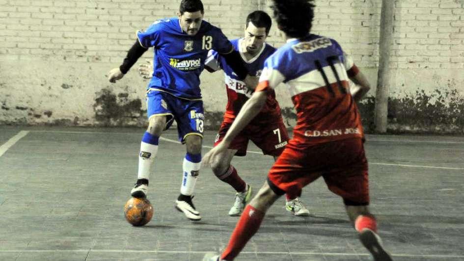 Futsal: arranca la fecha 12 y puede ser decisiva