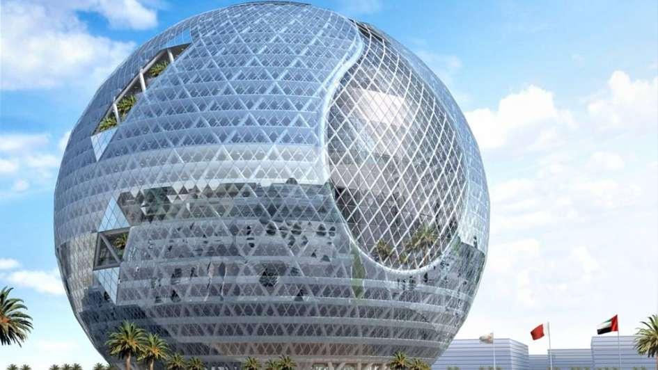 Recorr las esferas m s famosas de la arquitectura for Estructuras arquitectonicas