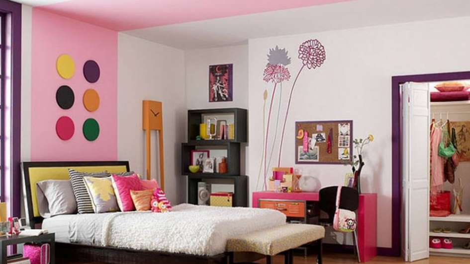 Deco tips para una habitaci n adolescente for Como decorar el cuarto de mi hija