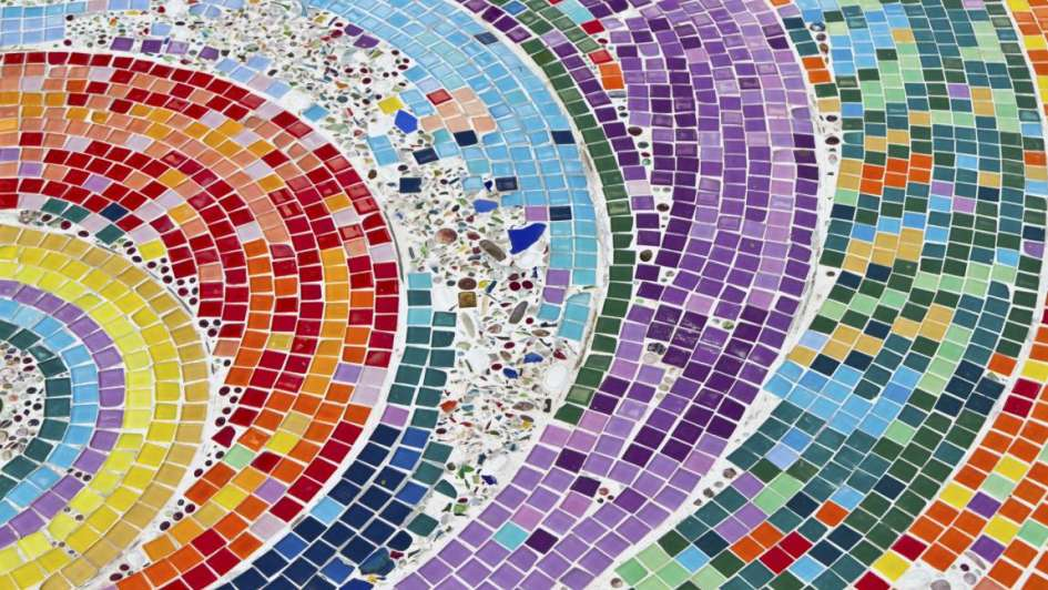 tips para hacer mosaicos con materiales reciclados On materiales de mosaico