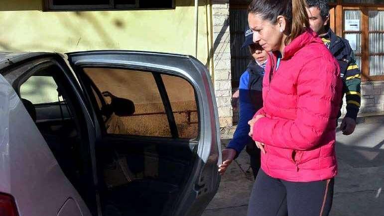 Sigue presa la acusada de atropellar al rugbier en San Rafael