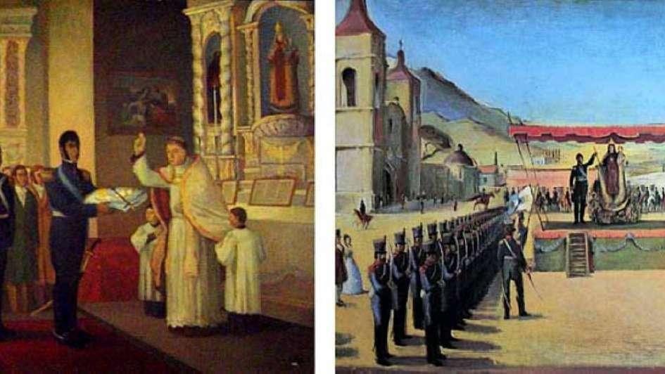 Bicentenario del cruce de Los Andes: Mendoza despidió con bandera y fervor patrio  a los hombres de San Martín