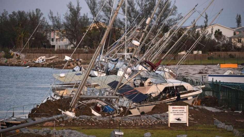 Irma destrozó la cuarta parte de viviendas de los Cayos de Florida, un paraíso turístico