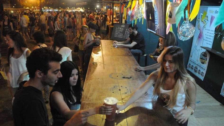 Godoy Cruz presentó la Fiesta de la Cerveza con una grilla cargada de rock
