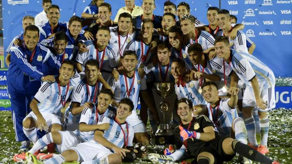 Campeonato Sudamericano Sub 20: Argentina Se Consagró Campeón Del Sudamericano Sub 20