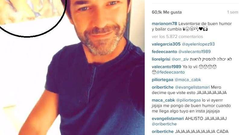 ¿Mariano Martínez le fue infiel a Lali Espósito con su ex?