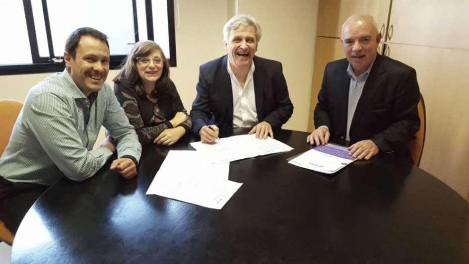 Nuevo convenio entre OSEP y la Sociedad de Cardiología de Mendoza