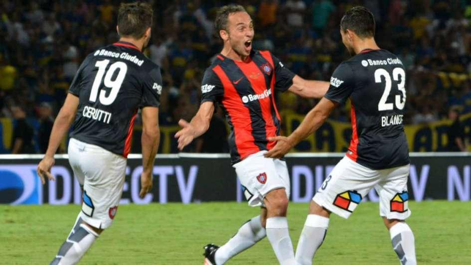 San Lorenzo goleó a Boca y se coronó en la Supercopa argentina