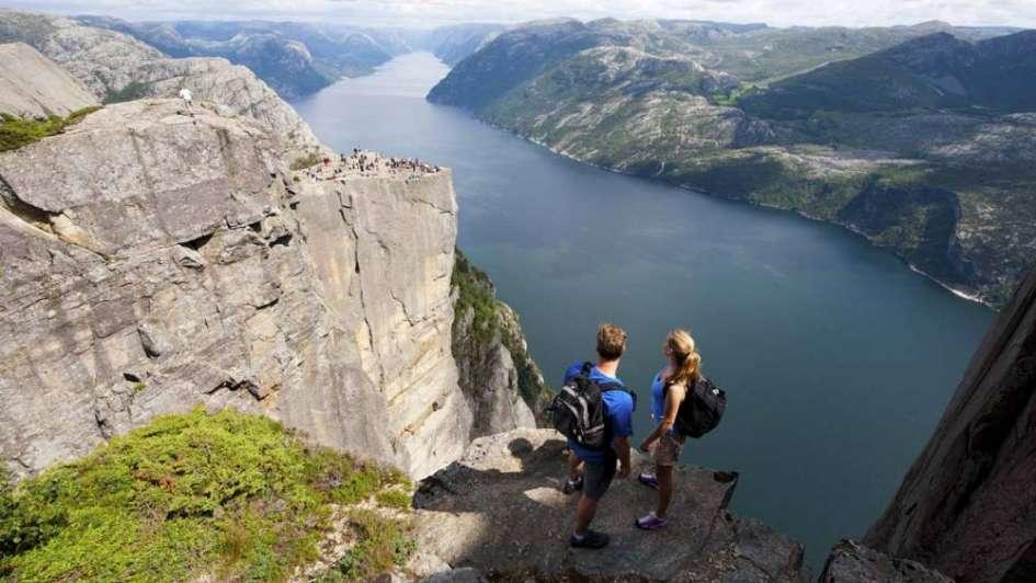 Según la ONU Noruega es el país más feliz del planeta