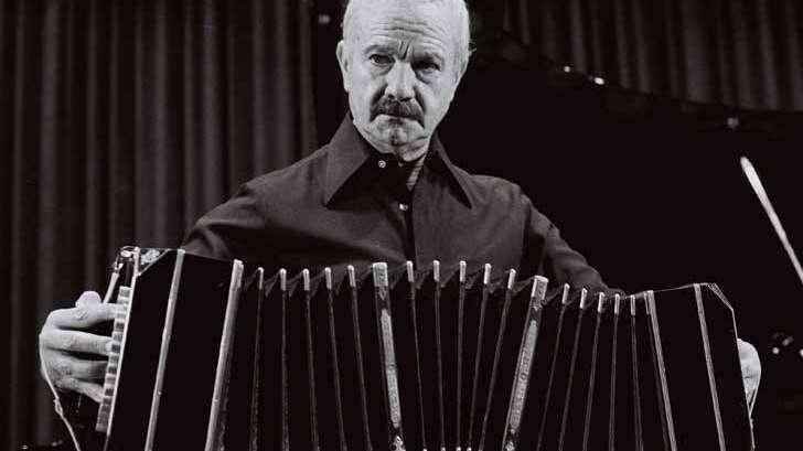 Hoy se cumplen 25 años de la muerte de Astor Piazzolla