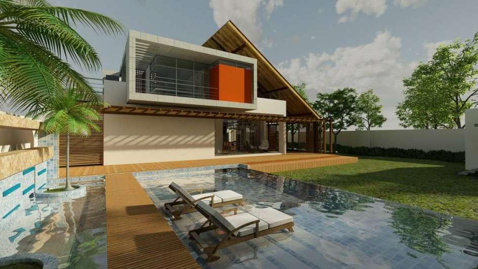 Viviendas bioclim ticas amigables con el medio ambiente for Construccion de casas bioclimaticas