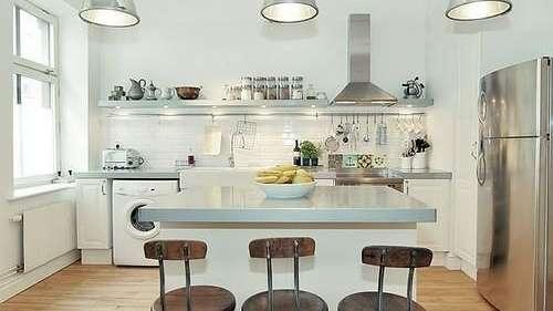 Ideas Para La Iluminacion De La Cocina - Luces-cocina