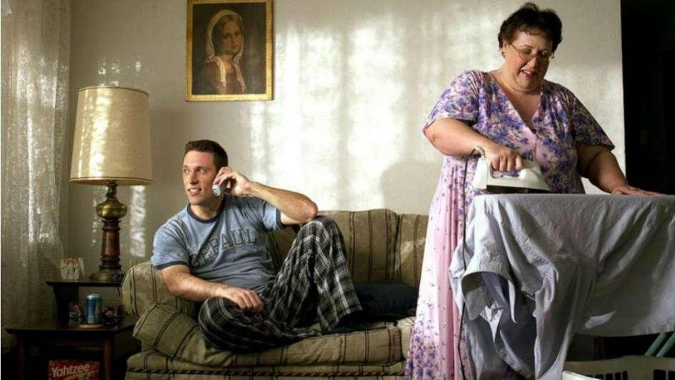 Vivir con los padres después de los 25