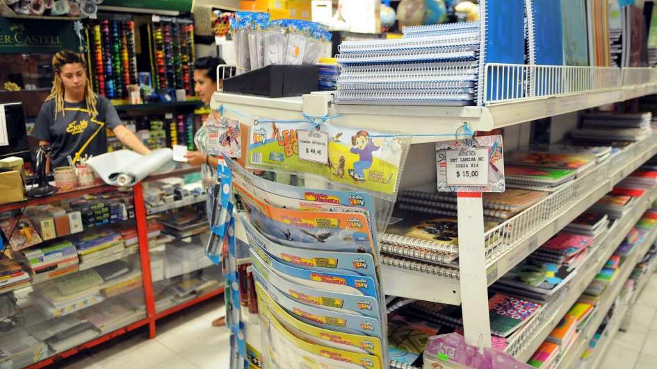 ¿Cuánto puede costar una canasta de útiles para el ciclo lectivo 2019?