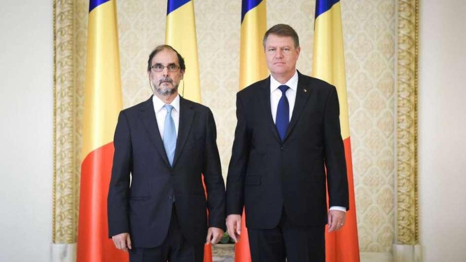 Oficializan los nombramientos de los embajadores en Rusia, Túnez y Moldavia