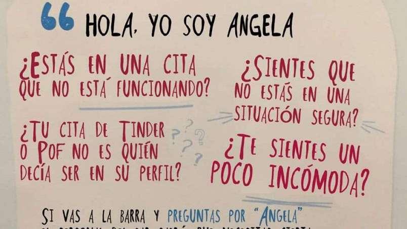 Promueven uso de palabras clave a mujeres que se sientan en riesgo en boliches de Mendoza