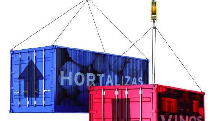 Leve repunte de las exportaciones mendocinas en el primer semestre