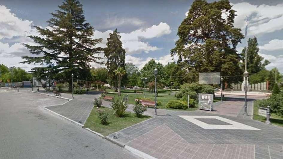 Homicidio en la plaza de Tupungato