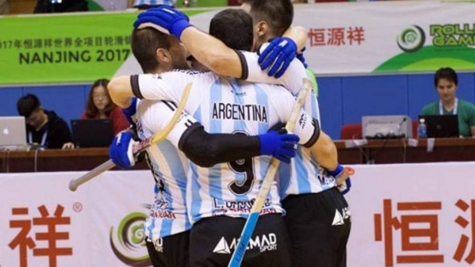 World Roller Games: Argentina obtuvo la medalla de bronce en el Mundial de hockey sobre patines