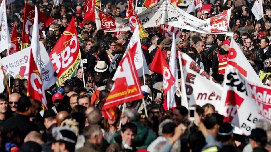 A pesar de las manifestaciones, Francia no dará marcha atrás con la reforma laboral