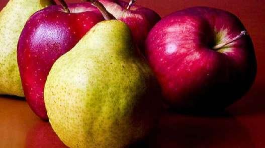 Manzanas y peras frescas podrán incorporar el sello de calidad