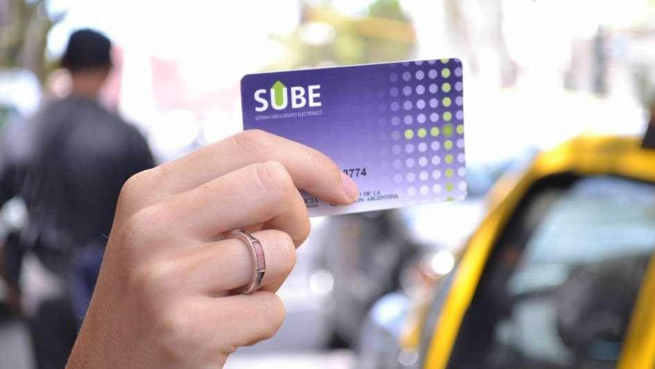 La Nación aprobó la implementación de la tarjeta SUBE en Mendoza