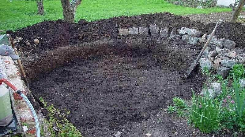Decor tu jard n con un hermoso estanque - Como hacer un jardin hermoso ...